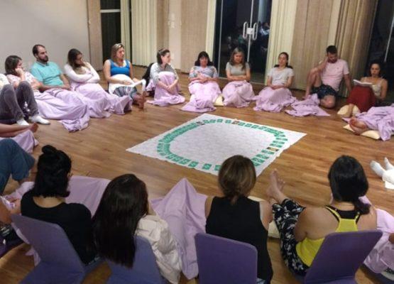 Sala de Yoga e Capacitação